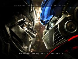 Transformers 2007 by ArkaneApocolypse
