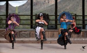 Steampunk - Live Afternoon Performance by PhotosbyRaVen