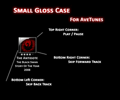 Small Gloss Case For AveTunes by serial-x