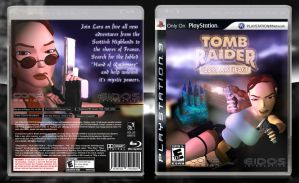 Tomb Raider: The Lost Artifact by SKing-TRF