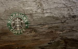 Starbucks Wallpaper by floodcasso2
