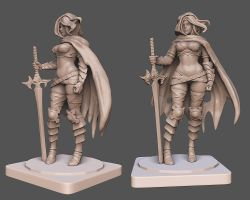 Kingdom Death: Twilight Knight by HazardousArts