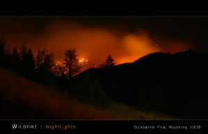 Wildfire: Nightlights by 2xreavis
