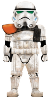 Dirty D - Sandtrooper (Adobe Illustrator) by JsunDmint