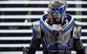 Garrus Vakarian - Mass Effect by ShashinKaihi