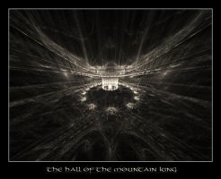 Hall of the Mountain King by EverildWolfden