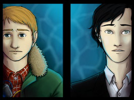 BBC Sherlock - The Great Game by Brainiac6Techgirl