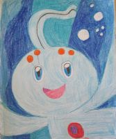 Manaphy by Trissacar