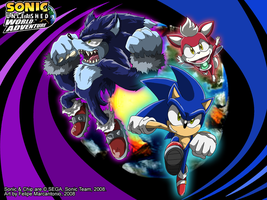 Sonic Unleashed - World Adv. by yuski