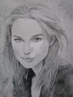 Keira Knightley by Pieceofrope