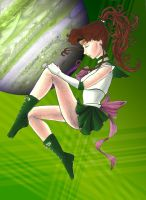 Sailor Jupiter by lauralaima