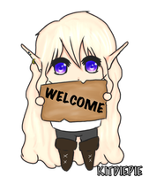 Welcome  by Ravendrop