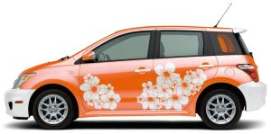 Scion XA - The Chick Car by Machinegun-Willy