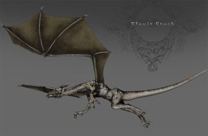 E-S Dragon Ghost by Elevit-Stock