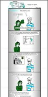 Minecraft Comic: CraftyGirls Pg 63 by TomBoy-Comics