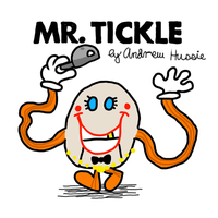 HSxMMLM: Tickle Lil Cal by ZootyCutie
