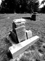 Headstones by tracy-Me