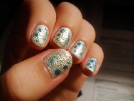 Nail Art 053 by MelodicInterval