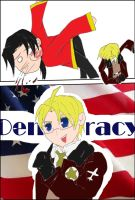 In the name of... DEMOCRACY by reaper-of-lost-souls