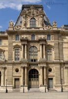 Pavillon Colbert at the Louvre by EUtouring