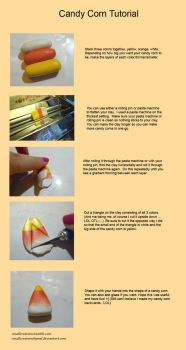 Candy Corn Tutorial [Request] by SmallCreationsByMel