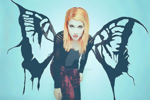Hayley Williams O4 by Iloveambernfire