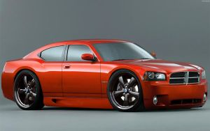 Dodge Charger RT '08 by HAYW1R3