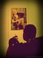 smoking with marilyn monroe by childchewer