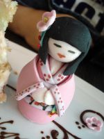 Little Geisha by Sliceofcake