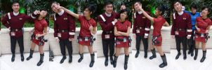 AWA 2014: Sulu Sibling Rivalry by galaxy1701d