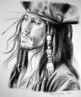 Jack Sparrow by Kotan