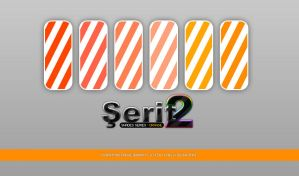 Serit 2 - Shade Series: ORANGE by faiis