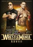 Wrestlemania 28 Poster by SaintMichael