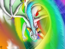 CE: Hyper Rainbow by Fire-Flame-Fan
