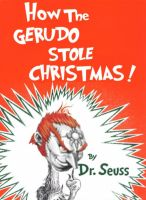 How the Gerudo Stole Christmas by sdws