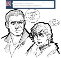 RE: Jake and Sherry request by Boom-Pop-Ping