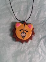 Kon Necklace by CheezyNoodlez