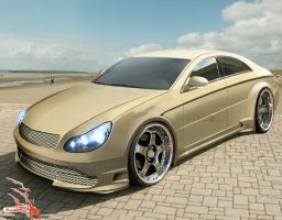 Mercedes_CLS by REDZ166