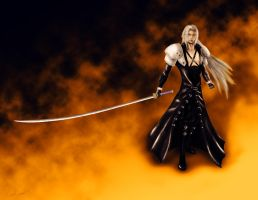 Sephiroth by Soulfrost86