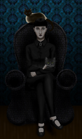 (Crazy) Cat Lady by BlankeyJohanna
