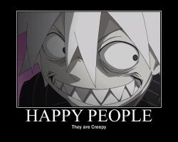 Happy People Demotivational by ss2shadic
