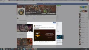 World of Warcraft official post by RathiusUK