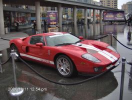 2006 Ford GT by Neville6000