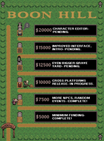 Boon Hill Stretch Goals: Updated! by jmatchead