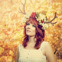 Nature spirit by LilifIlane