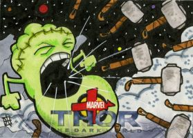 Thor, The Dark World - Doop by 10th-letter