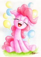 Pink Songster by DeathCutlet