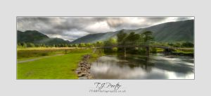 Fell View - Borrowdale by lemondog