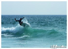 Surf Open I by Moralles