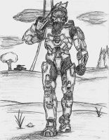 It's Master Chief by SPUD360
